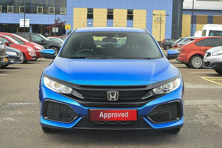 Honda Civic 1.0 VTEC TURBO SE 5-Door